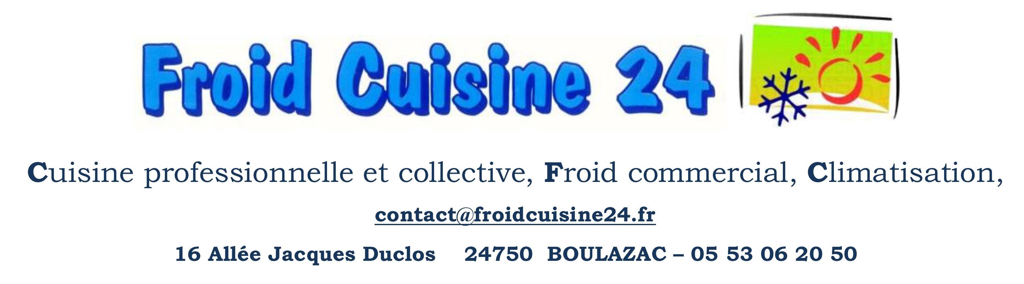 Froid Cuisine RAVIR - Froid cuisine 24