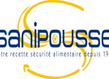 Sanipousse Logo Web